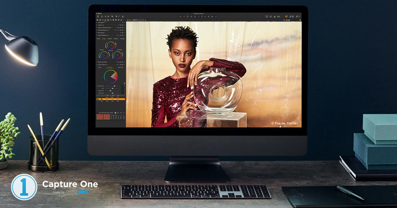 Capture One 12: Mehr Masken, Fuji Film Simulationen und neues PlugIn System